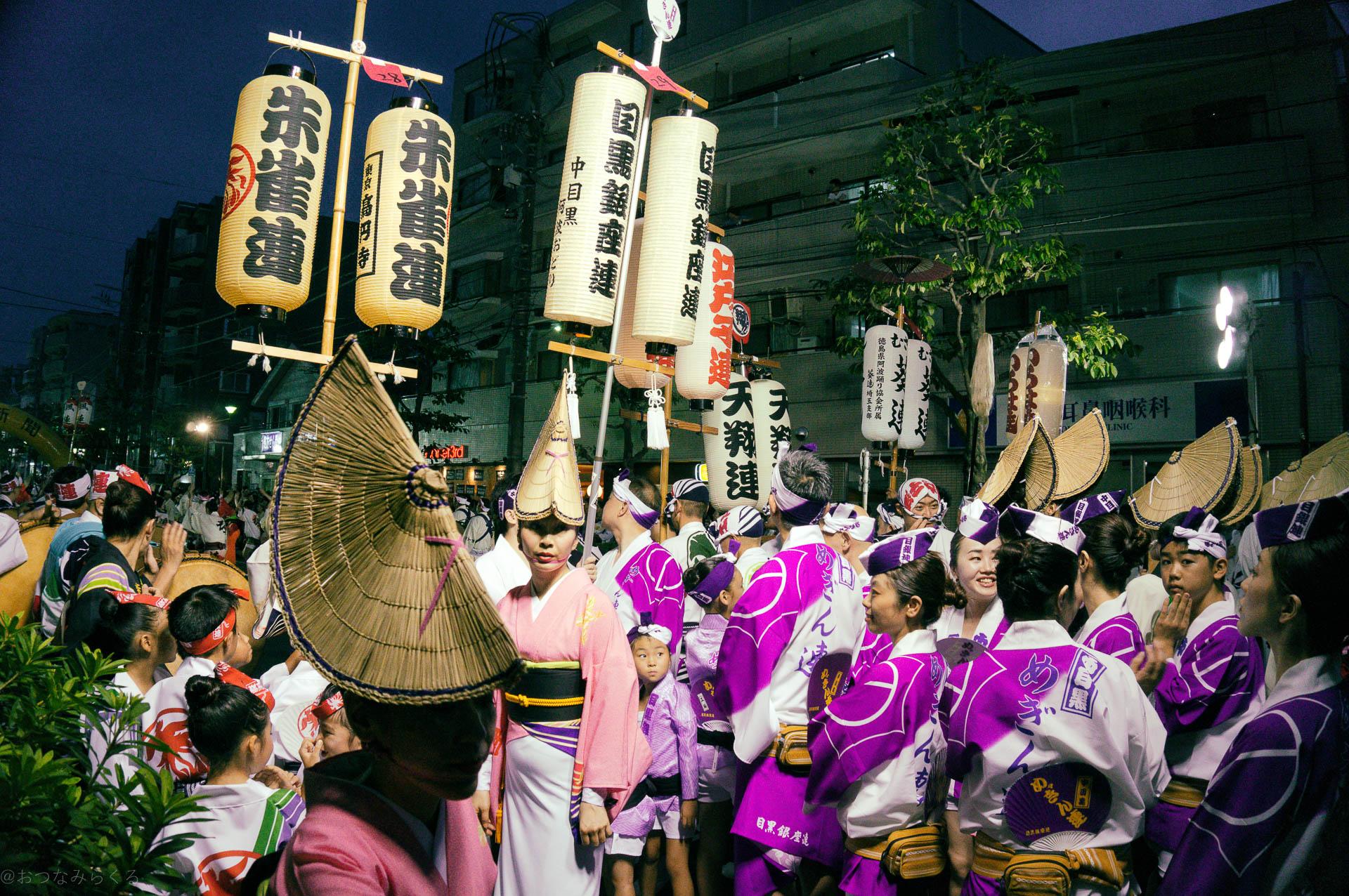 高円寺 夏祭り 2017