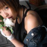 うずらフォト専属モデル・星野くるみファイル004―レタッチが好き!