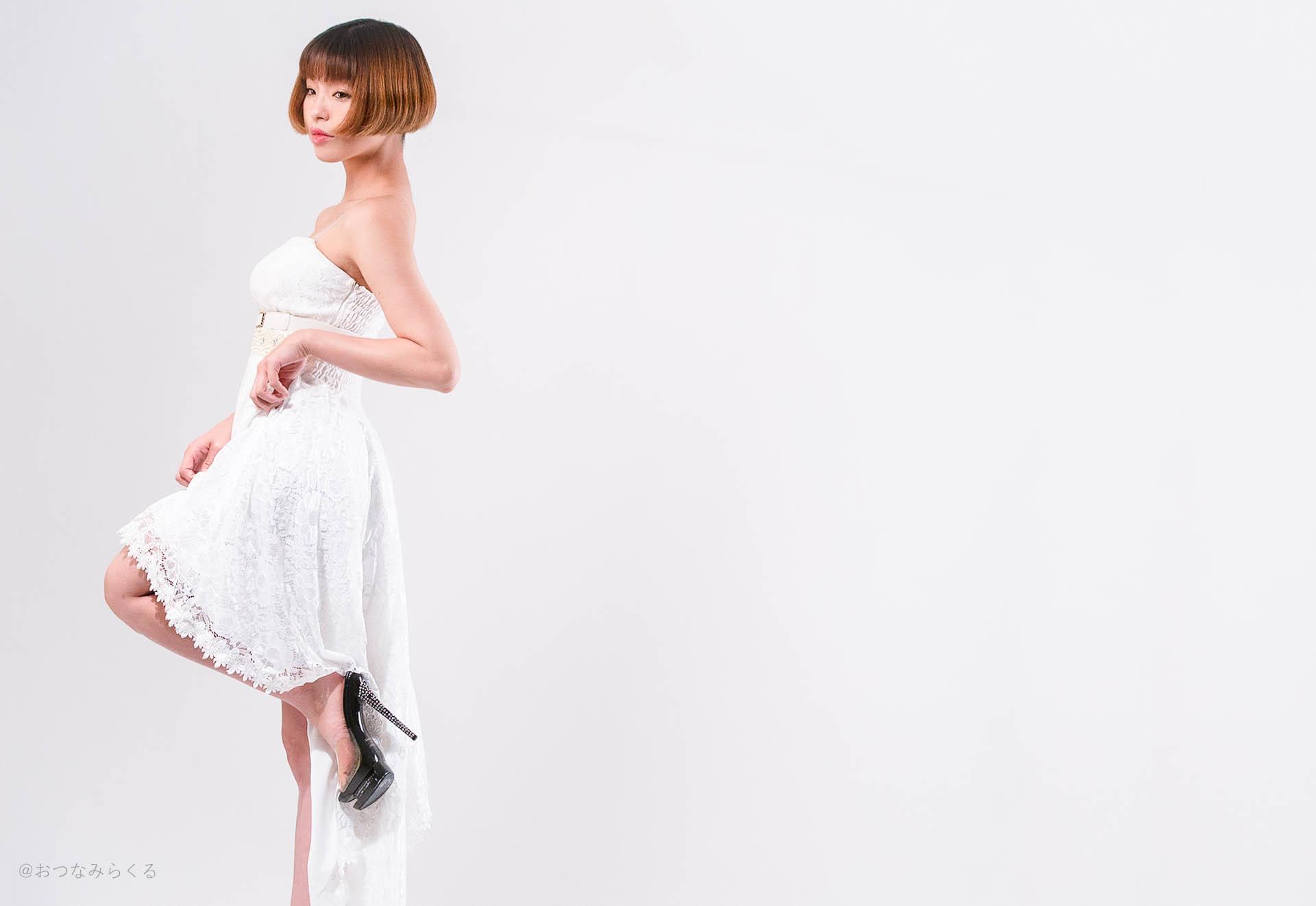 【全身系】この前のドレス撮影がホントに楽しかったから見て❤!!!