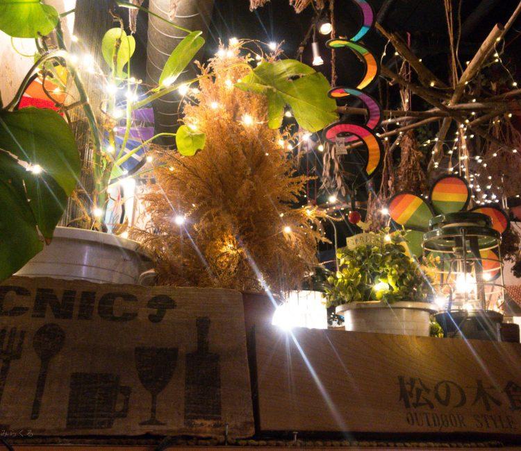 OUTDOOR STYLE KITCHEN 松の木食堂