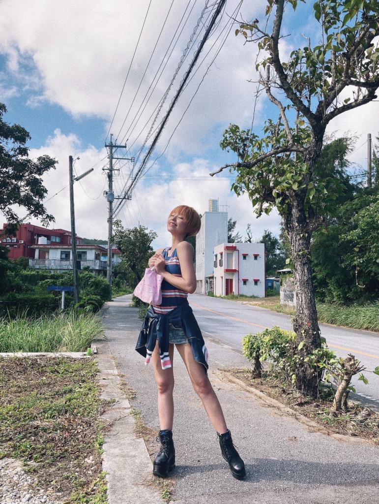沖縄 旅行 ファッション