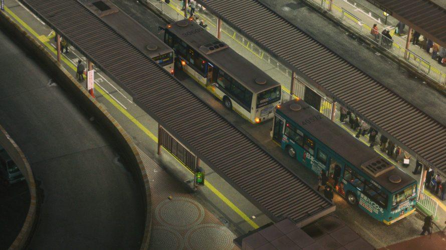 都会の景色に包まれた西新宿。【うずらフォト撮影】