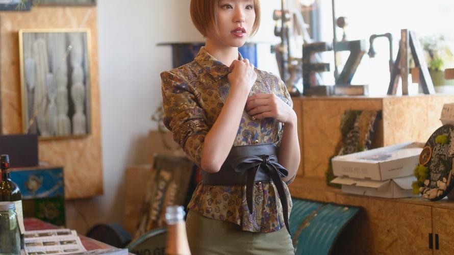 【ポートフォリオ】おしゃれなショップでファッション撮影【 #99base 】