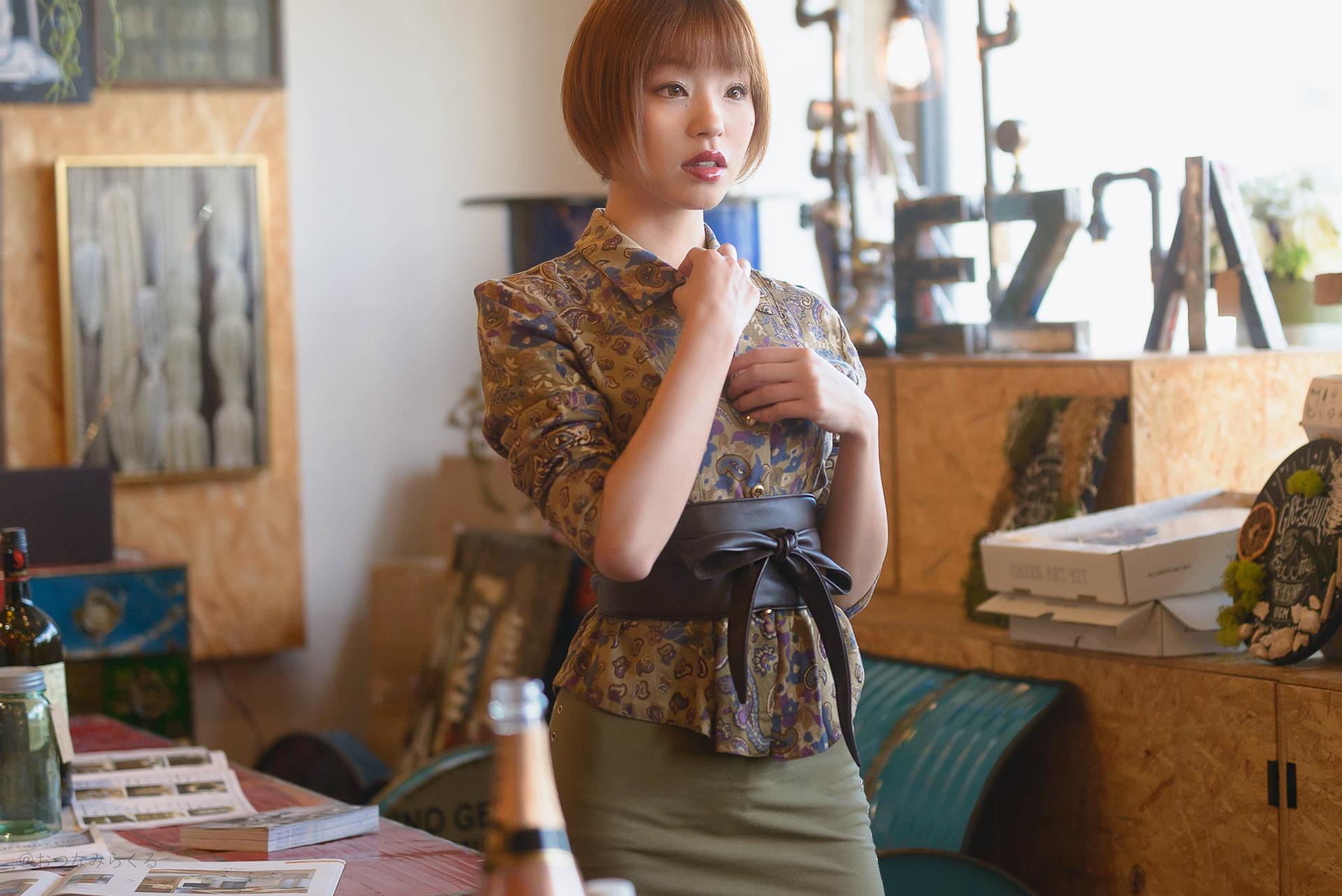 99base 松戸店 ファッション撮影
