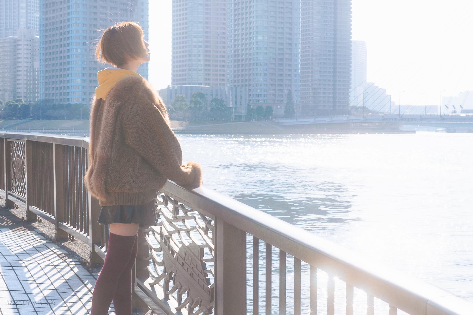 東京 ポートレート 人物写真