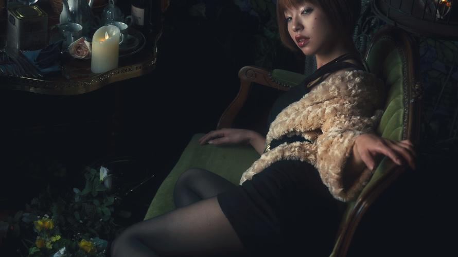 【撮影会モデル】すたじお金魚撮影、動画完成!【うずらフォト】