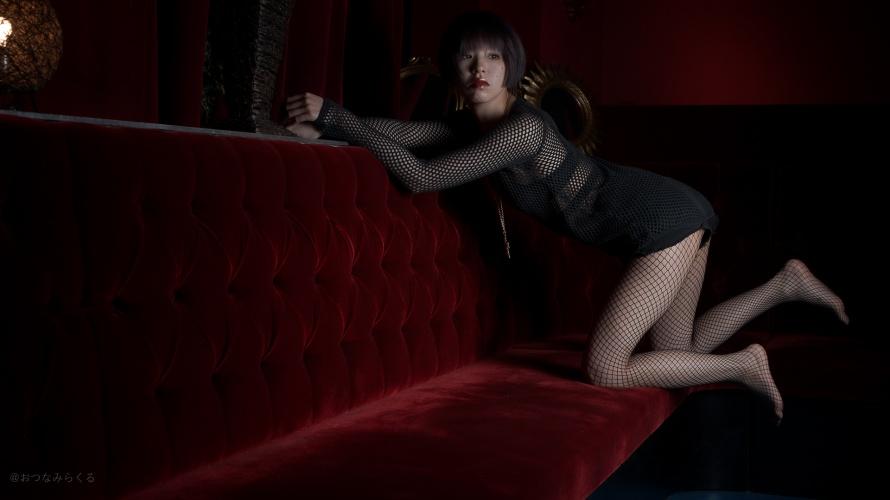 東京モデル撮影会【ポートレート】ストロボを使ってかっこいい写真が撮れました♪