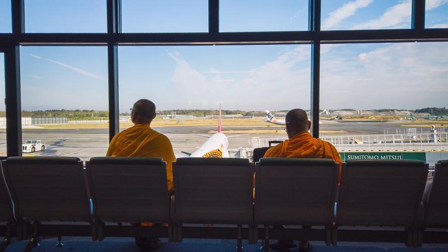 【タイ・バンコク】初めてのバンコク旅行、旅関連の心構えとリアルな感想。