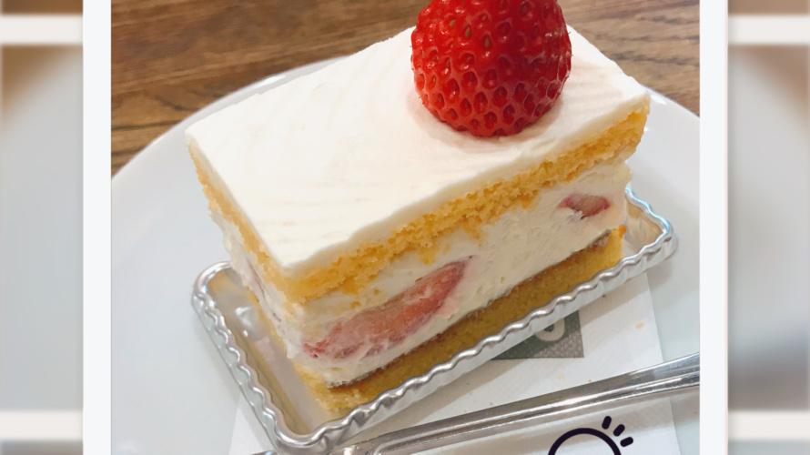 【ひとりごと】おケーキからの撮影