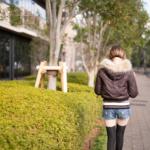 【写真あり】夕散步【ポートレート】
