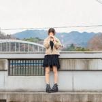 【写真いっぱい♡】おくる目線のお散歩ポートレート撮影