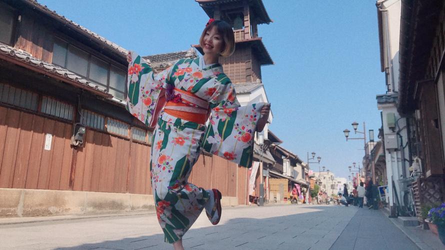 川越 ファッション モデル