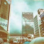 今はなきGRで撮りにいった東京。レタッチ濃すぎて驚きwww