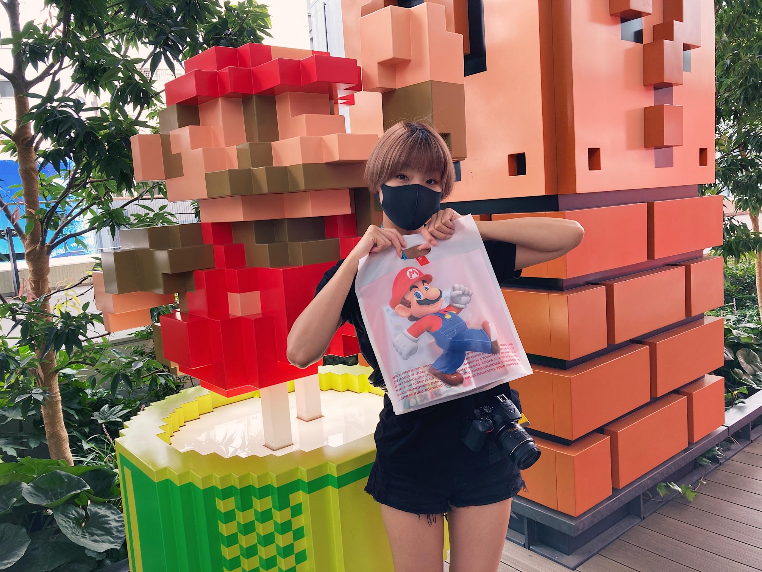 任天堂 スーパーマリオ 35周年