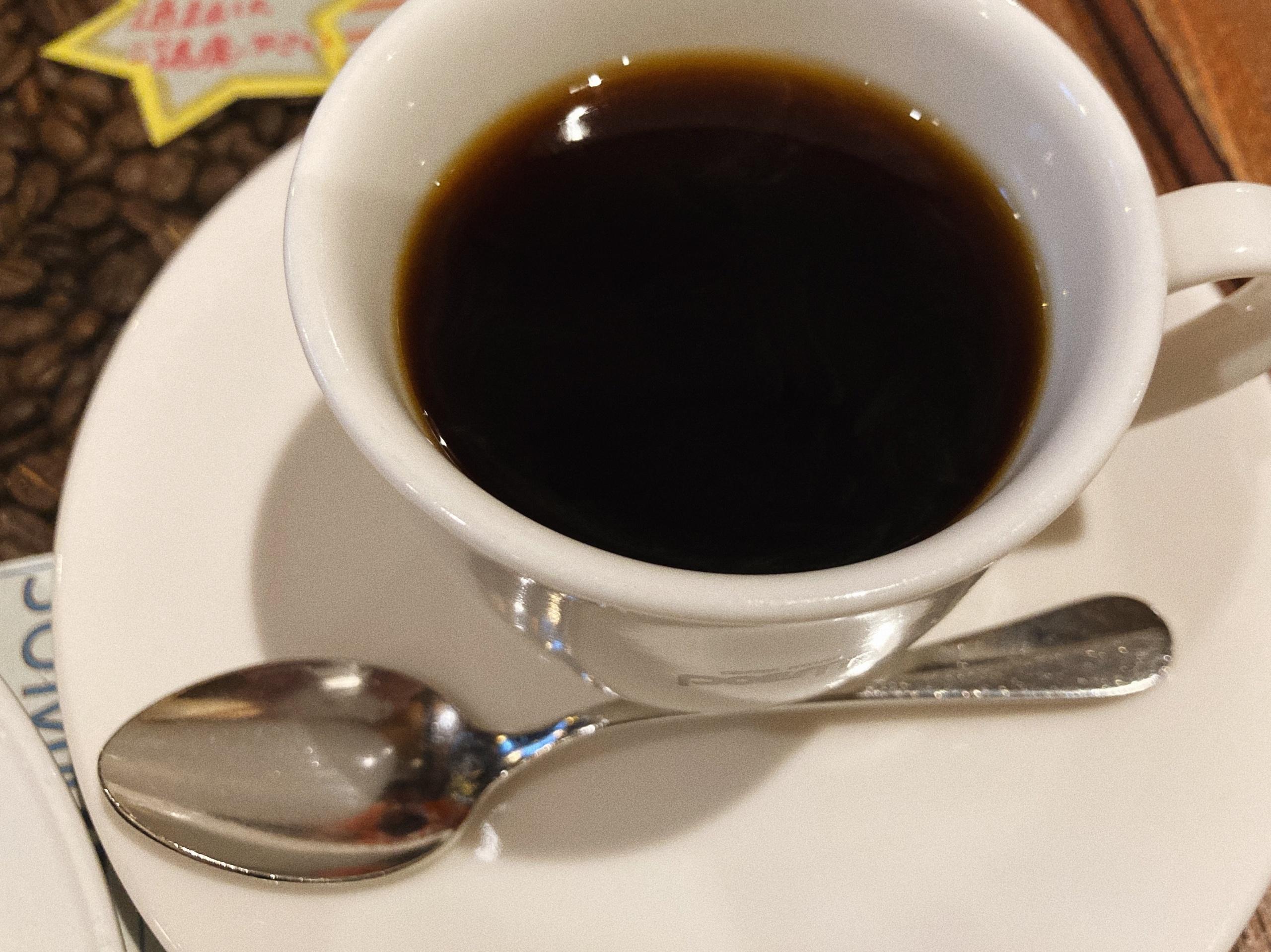 カフェ コーヒー ポエム