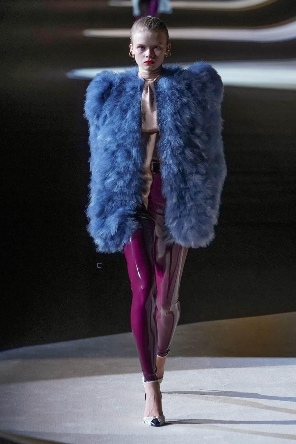 ファッション 秋冬 コレクション