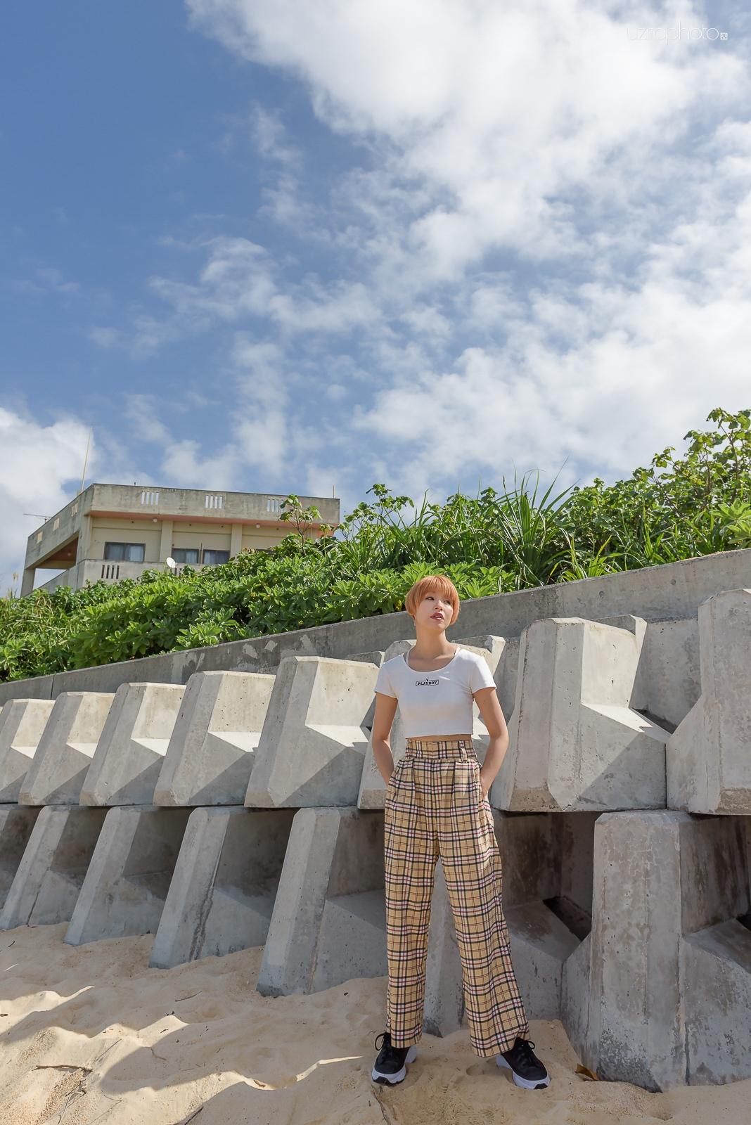 撮影 沖縄 海