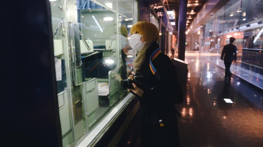 鉄道博物館スナップ♡