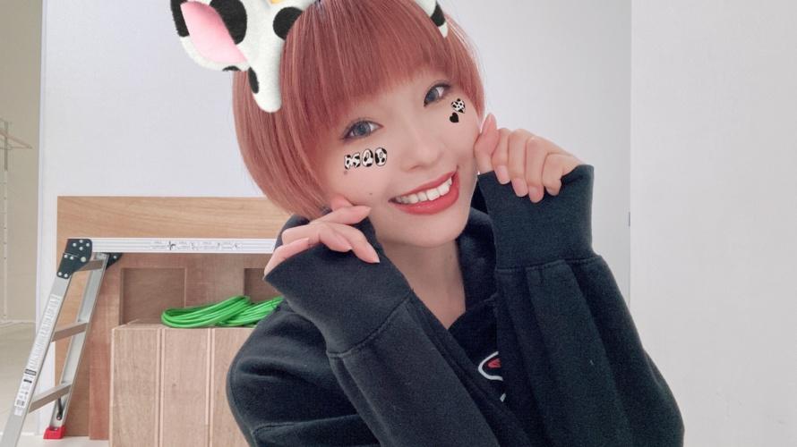 髪の毛チェンジ♡