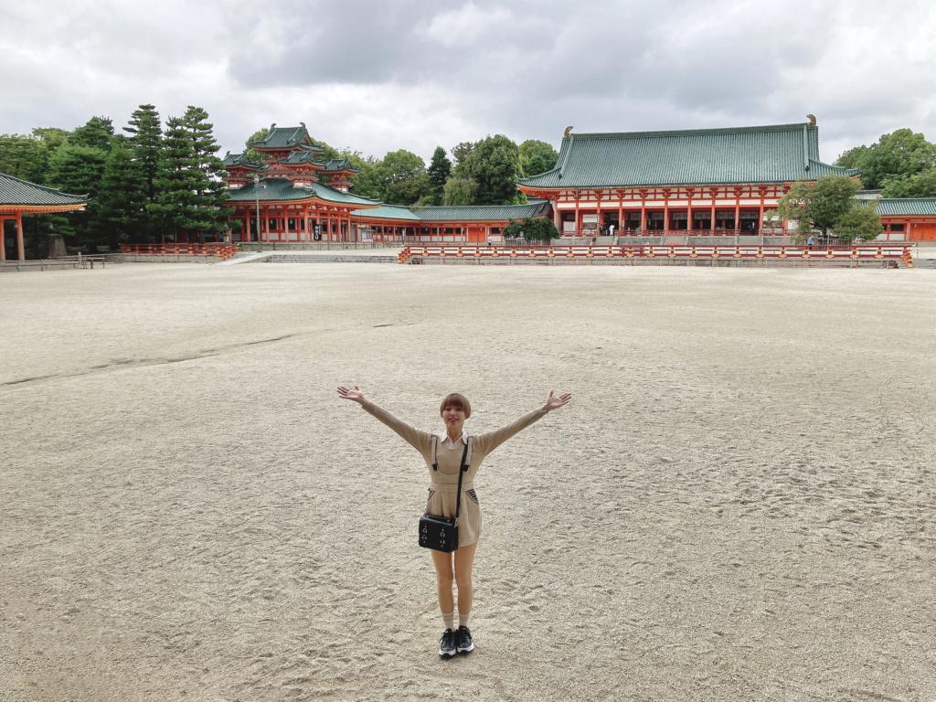平安神宮 京都 旅行平安神宮 京都 旅行