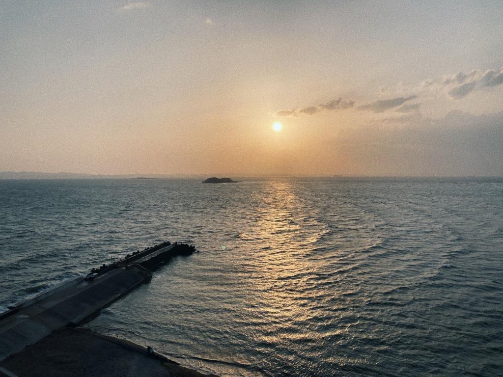 千葉 富津岬