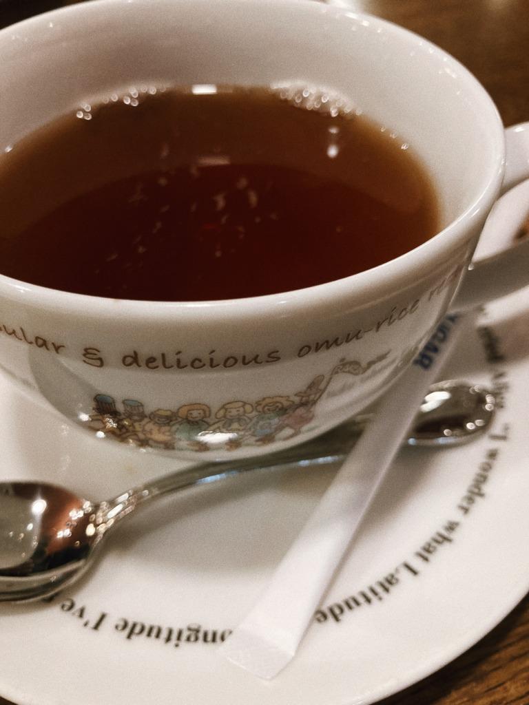 ランチ オムレツ カフェ