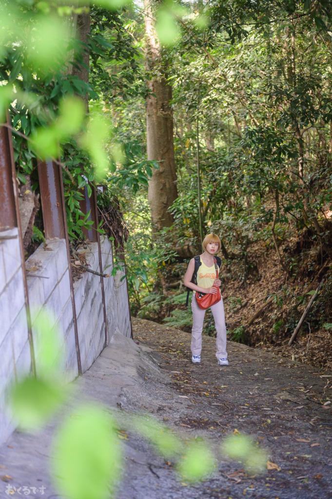 武蔵増戸 スナップ 山登り