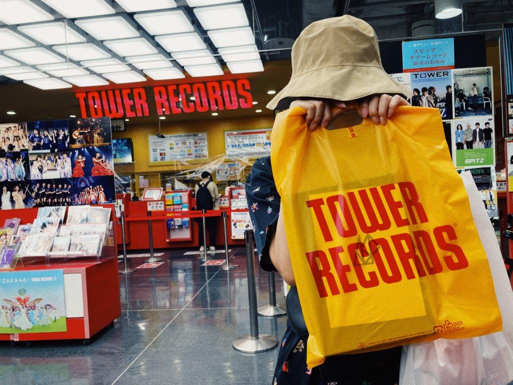 タワーレコード 渋谷 LALISA