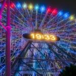 ナイトポートレート 横浜 夜景