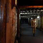 ポートレート ナイトストリート 夜間撮影